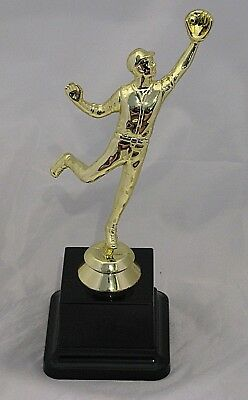 Male Baseball Catcher Figurine Trophy 188mm Engraved FREE