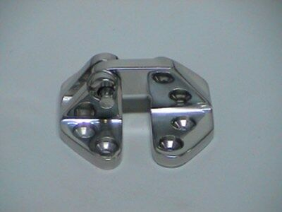Boat Canopy Fitting Bimini Boat Marine Hatch Hinge Mount 316 Stainless Steel