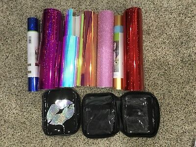 1f07e195a864 LIPSENSE/ MAKEUP CASE/ LipSense Bag with Lips Decal various colors
