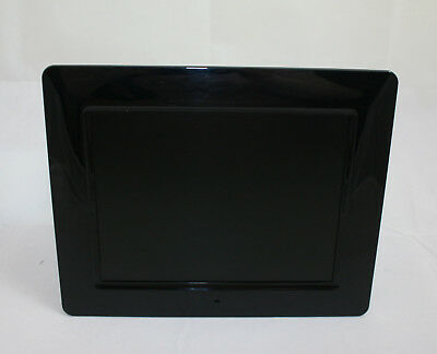 Origin Intenso Digital Pictures Photo Frame Photobase 8 inch Black Used