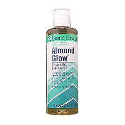 Almond Glow Lotion Unscented 8 Fl Oz by Home Health