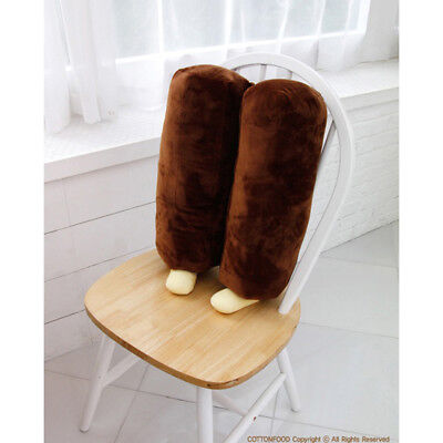 "Cotton Food Ssang ssang Choco ice candy 60cm 24"" Cushion Pillow Plush Toy Doll"