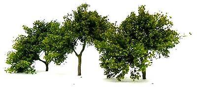 1/35 scale realistic handmade model tree bushes grasses leaves set. TNT-009