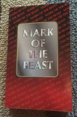 Mark Of The Beast Book~Global Sunday Law~Bible Prophecy Rev. 13-14!