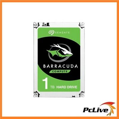 "Seagate BarraCuda 1TB Laptop Hard Disk Drive 2.5"" SATA III 128MB Cache Internal"