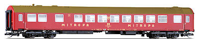 Tillig 16371 - TT - Buffet Car WRM Type B The Dr, ep.iv - New Original Packaging
