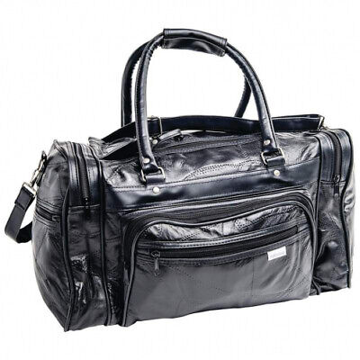 "Embassy Genuine Leather 17 Tote Bag 17"" TOTE BAG"