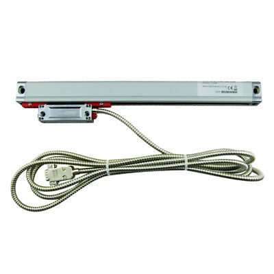 GS300-270 Standard Glass Scale - 270mm Reading Length Optical Linear Encoder