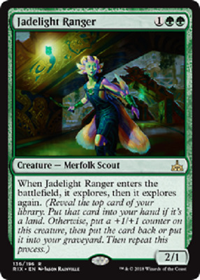 MTG - Rivals Of Ixalan (RIX) Green Cards Numbers 122 to 151
