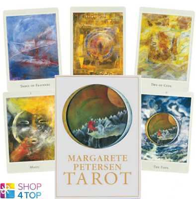 Tarot Margarete Petersen Cards Deck Esoteric Telling Astrology Agm New