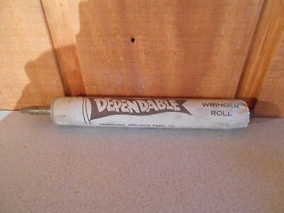 NOS Vintage Dependable Appliance Parts Co. Wringer Roll Washing Machine Part