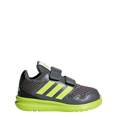 Adidas Boys Running AltaRun Shoes Infants Sneakers CQ0025 Breathable Sporty New