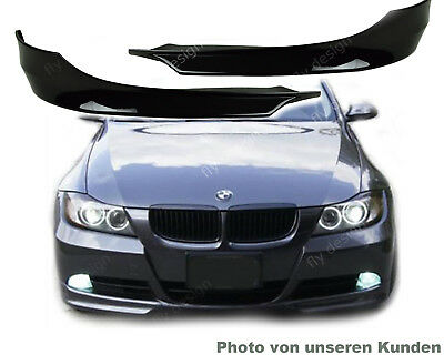 BMW e91 e90 08-11 front front splitterlack 475 Hecklippe ABS Material dynamisch
