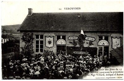 (S-48319) France - 71 - Verosvres Cpa