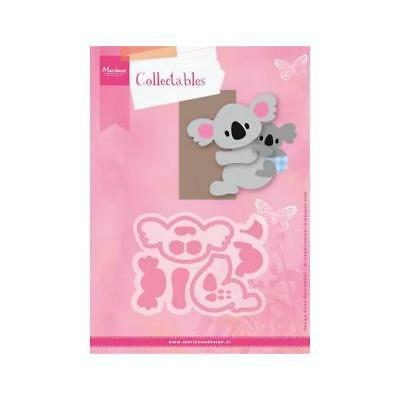 Marianne Design Collectables Cutting Dies - Eline's Koala & Baby COL1448