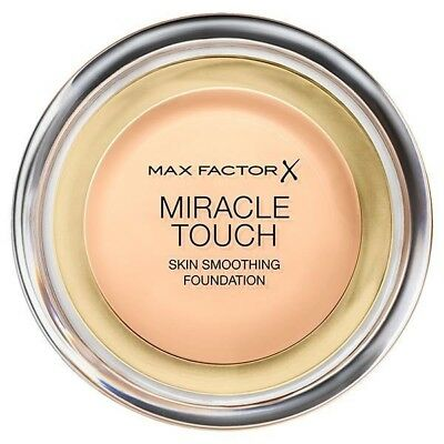 Max Factor Miracle Touch Skin Perfecting Foundation - 11.5g *CHOOSE YOUR SHADE*