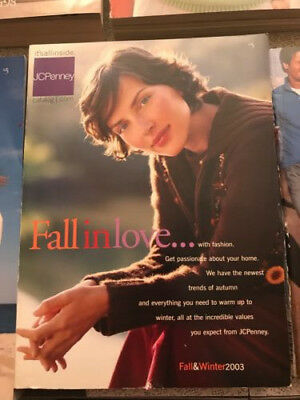 2003 JCPenney Fall/Winter Big Book Catalog JC Penney