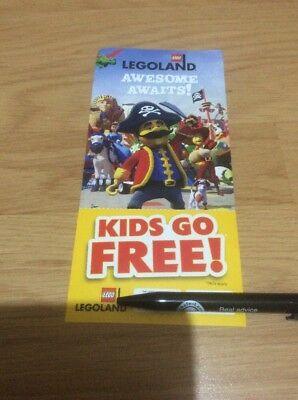 Legoland Kids Go Free Voucher Code Ticket Entry Windsor Resort Discovery Centre