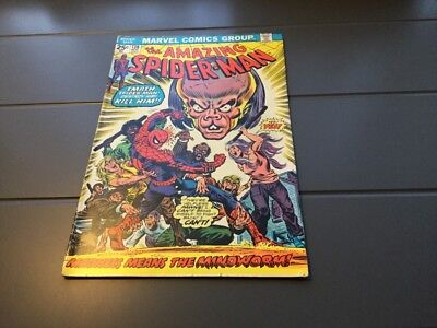 The Amazing Spider-Man #138  November 1974 Vintage Marvel Comic