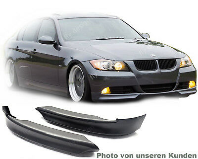 Front Frontansatz BMW E90 E91 2005 - 2008 s Lippe ABS Carstyling