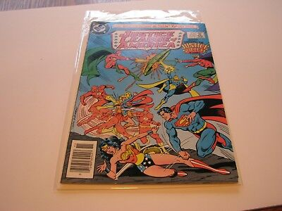 Justice League of America 232 (DC Nov 1984) Justice Society guest stars