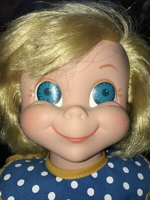 "Vintage 20"" Talking Mrs.beasley Doll. Excellent Condition !!! 2000 Childhelp Usa"