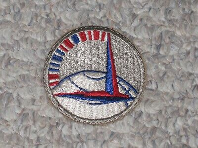 "WW2 US Army Air Forces Transport Command 4"" Patch WWII Cut Edge"