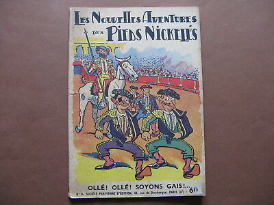Les Pieds Nickeles  Olle ! Olle ! Soyons Gais !  (1952)