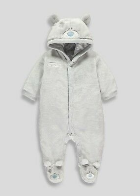 Unisex Tatty Teddy Me You Baby All in One pramsuit newborn girl boy