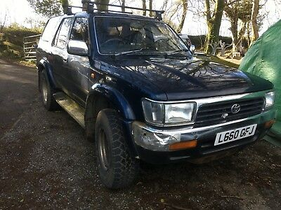 toyota surf diesel Auto dismantling for parts - can deliver to most areas