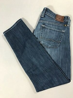 LUCKY BRAND Womens SIENNA CIGARETTE Cropped Ankle Skinny Jeans Size 0/25