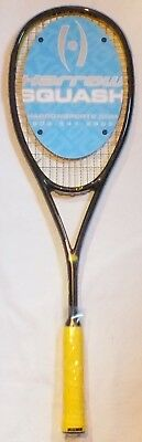 NEW Harrow Vapor Dread 3 Squash Racquet(Available only in Canada)