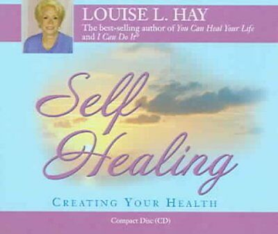 Self-Healing by Louise Hay 9781401904128 (CD-Audio, 2004)