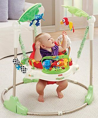 Baby Bouncer Walker Jumper Toddler Walk Activity Toy Center Infant Child Seat