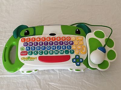 Leap Frog Click Start My First Computer - Replacement Keyboard Only - Green