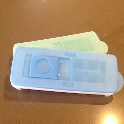 Tupperware Cool Cubes Ice Cube Tray with Silicone Base x 2