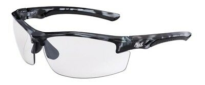 Mack Force Clear Lens Safety Glasses Sunglasses Anti Scratch Shatterproof