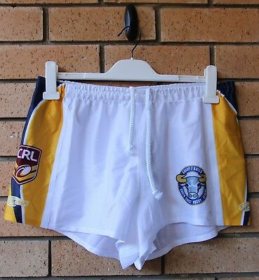 Brand New Group 7 Bulls South Coast Rugby League Classic Men's Shorts Size 20