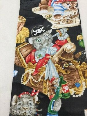 Hanging Three/Two Toilet Toll Holder, Cat with a Treasure, New