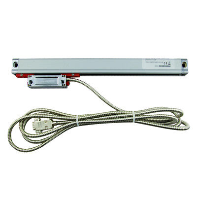 GS300-870 Standard Glass Scale - 870mm Reading Length Optical Linear Encoder