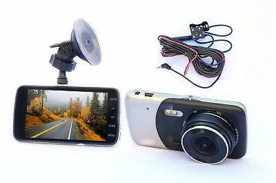16GB Car Windscreen HD Dash Cam RearView CCTV Security Recorder Camcorder Camera
