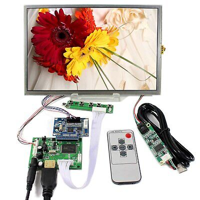 """HDMI LCD Controller Kit 10.1"""" 1920x1200 EDP Touch Screen LCD Panel B101UAN01.A"""