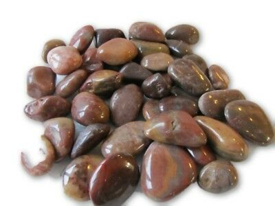 River pebbles 40-60mm RED Ideal for gardens and water features