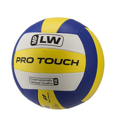 Pro Touch Volleyball MP LW - Trainingsball - Gelb-Blau-Weiß - Size 5 - 137213