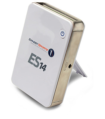 Ernest Sports ES14 | weiß | Golf Launch Monitor | RocketGolf