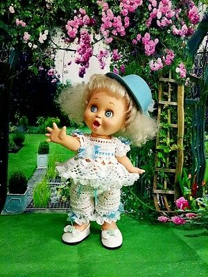 dress doll Baby Face Galoob