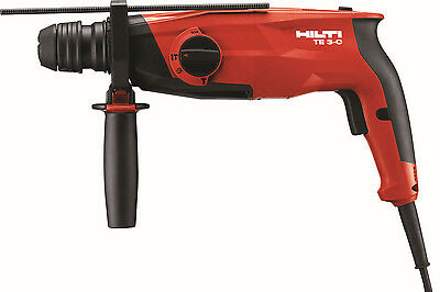 NEW Hilti TE 3-C SDS-plus Rotary Hammer Bare Tool  (Authorized Dealer)