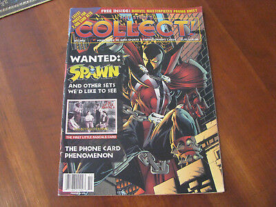 "October 1994 Tuff Stuff's ""Collect"" Magazine"