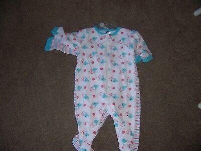 gerber boys sleepers Birds new 2 pairs size 0-3 months