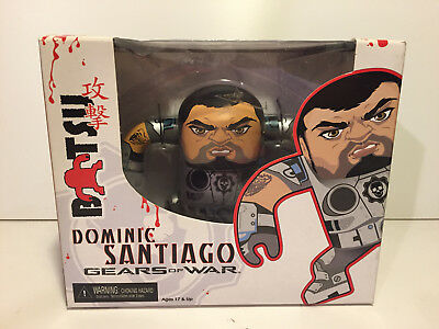Gears of War ~ BATSU ~Dominic Santiago ~Vinyl Figure - NEW